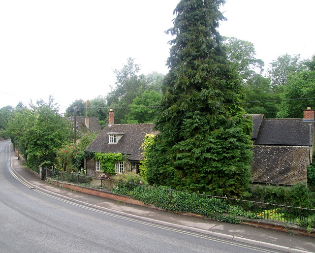 Bladon, Oxfordshire, England.