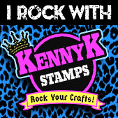 KennyK-Stamps-BADGE-IRockWITH-BLUE