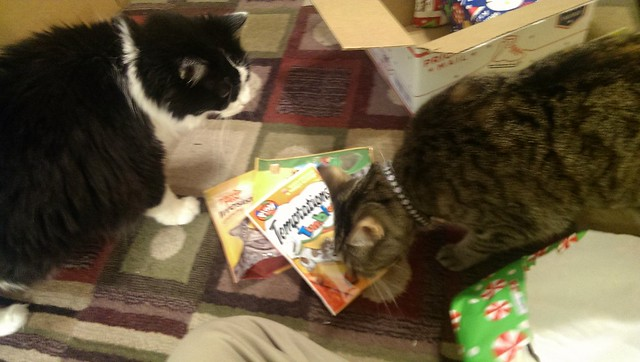 Lots of treats!