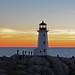 Peggy's Cove, Nova Scotia by jonfromnsca