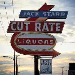 Jack Starr Cut Rate Liquors in Fort Worth, Texas