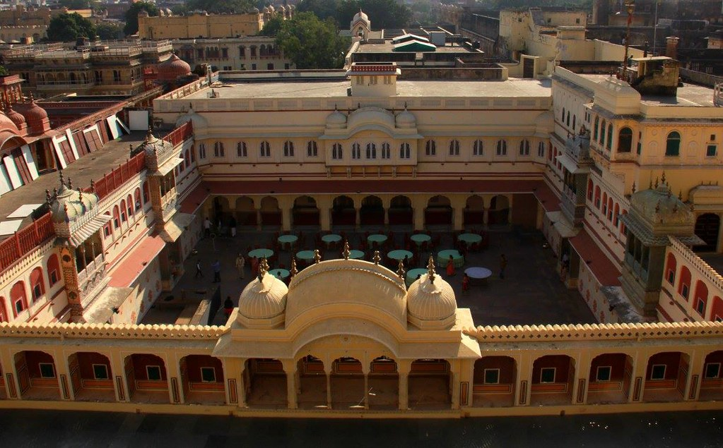 city palace jaipur is a wedding destination