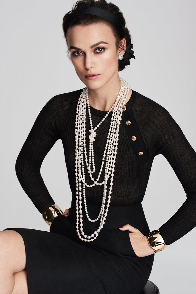 Кира Найтли — Фотосессия для «Chanel» 2016 – 4