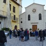 2016-10-31 - Ingresso p. Jose Thekkumattom a Montefranco