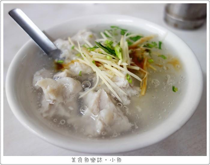 【台南中西】阿鳳浮水虱目魚焿/台南小吃美食