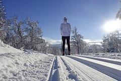 Vyrazte do Švédska na přírodní sníh!