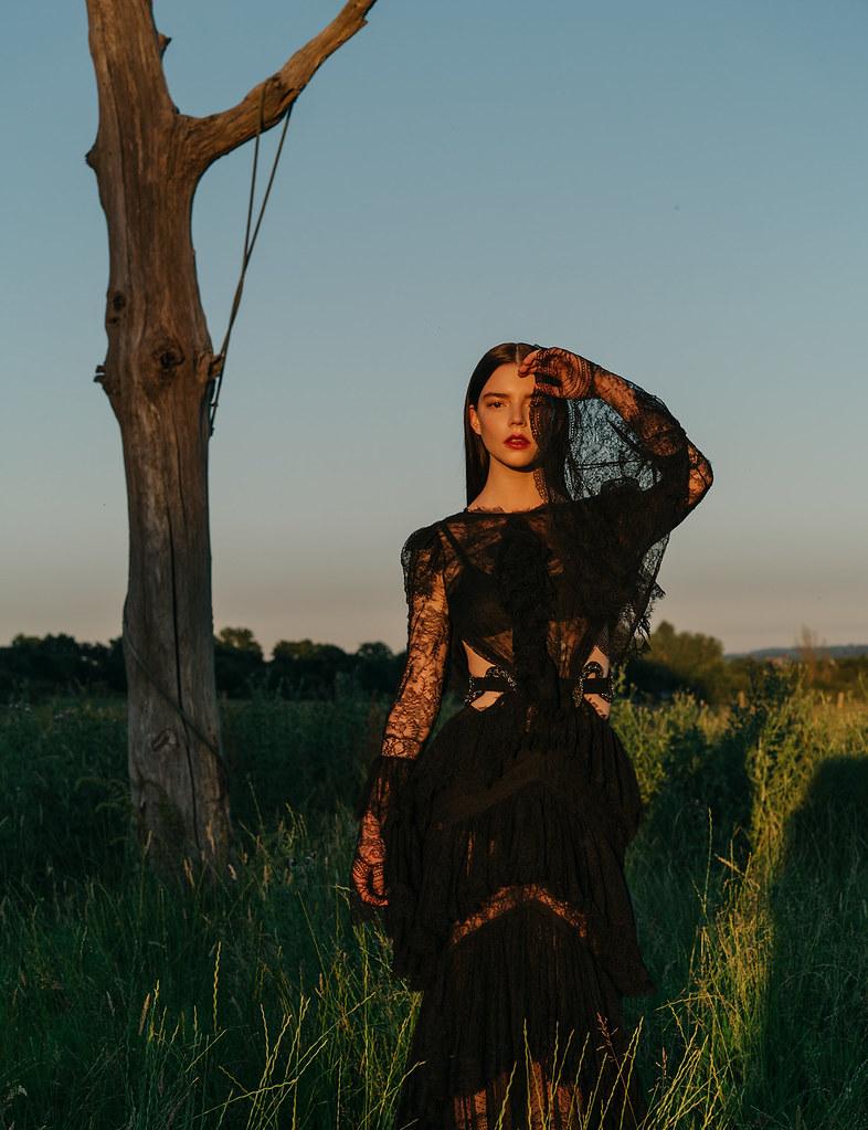 Аня Тейлор-Джой — Фотосессия для «Hunger» 2016 – 9