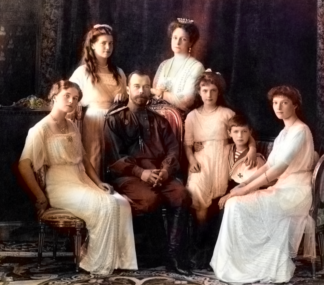 Royal Imperial Family, 1911