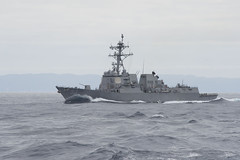 USS Chung-Hoon (DDG 93) file photo. (U.S. Navy/MC3 Lenny LaCrosse)