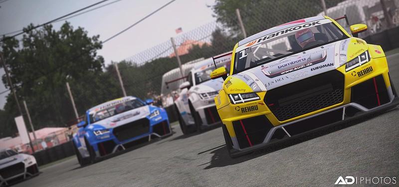 Audi TT Sport Cup 2015