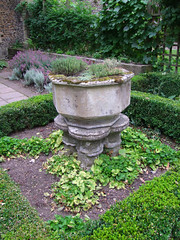 disused font and font base