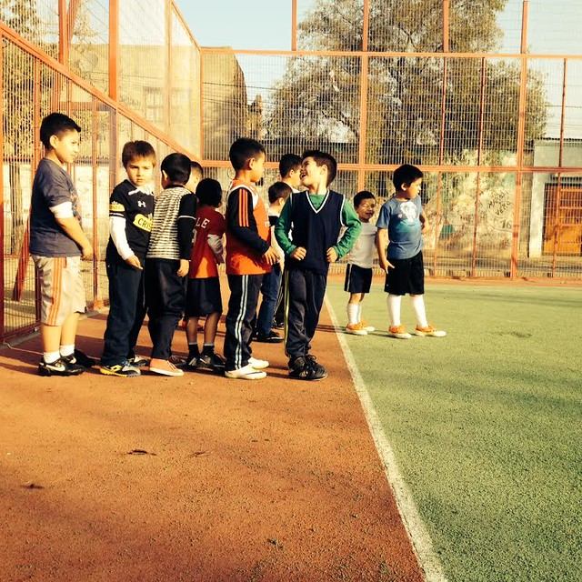 4to Entrenamiento Futbol