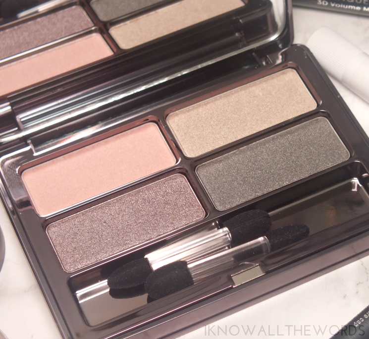 Lise Watier EYEvolution Eyeshadow Quartet (2)