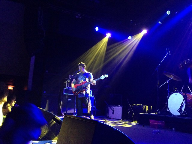 EIS Thank You for Being a Friend (Part 2), The Sinclair, 8/22/15