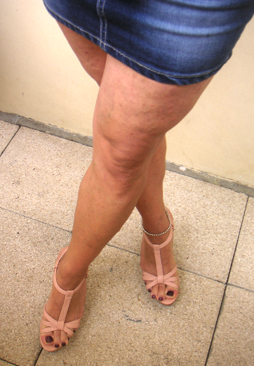Amateur heel pictures agree with