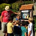 Grand Opening of the Little Free Library