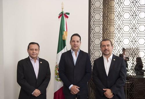 Se reúne Pancho con diputados federales del PRI by inqro