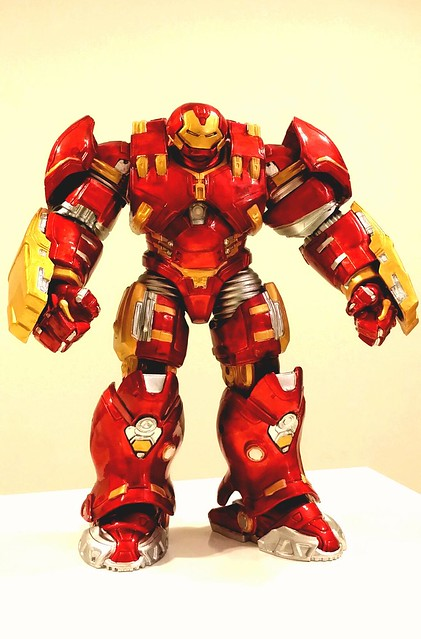 Hulkbuster with custom paint