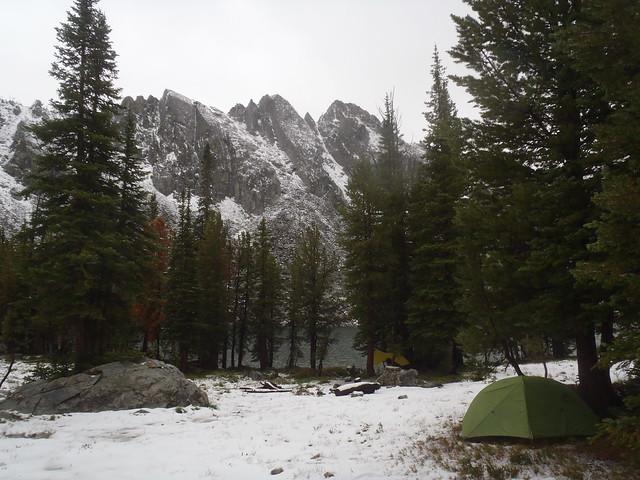 Little Lake campsite