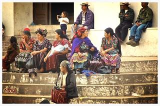 Les marches - Guatemala
