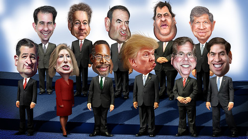 CNN Reagan Library Republican Presidential Debate September 16, 2015