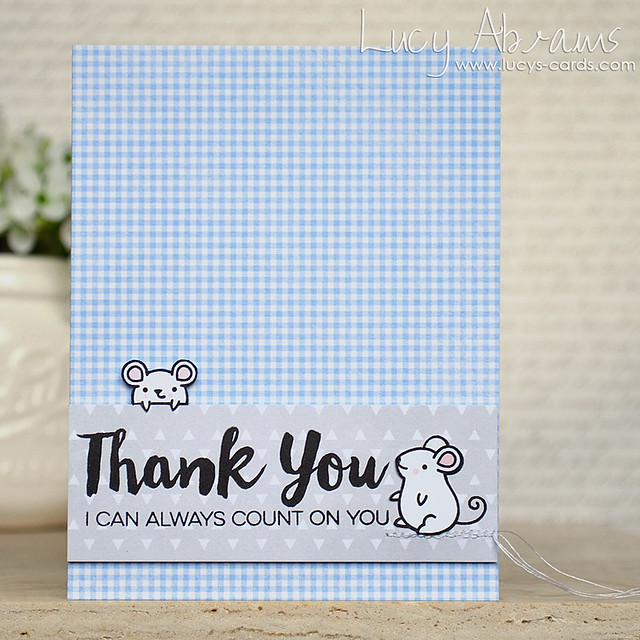 Thank You Mice by Lucy Abrams