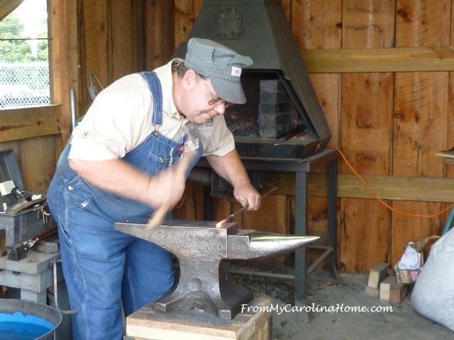 State Fair 2015 - 27 Blacksmith