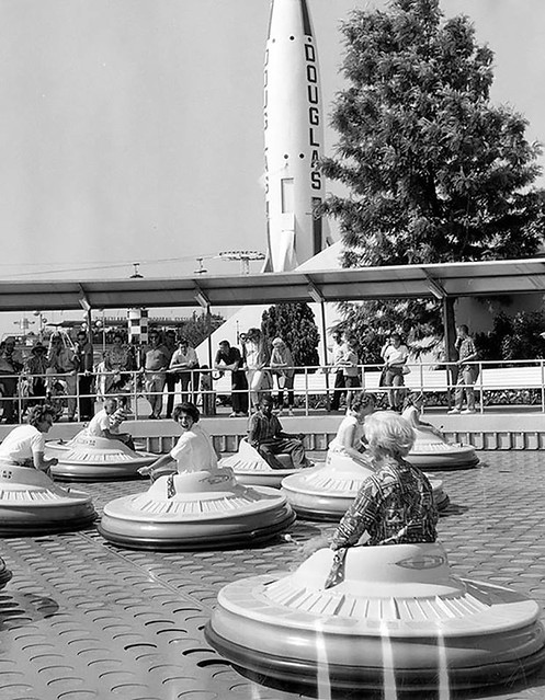 lost ride flying saucers 1960-1966