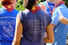 Le magliette che piacciono agli scout