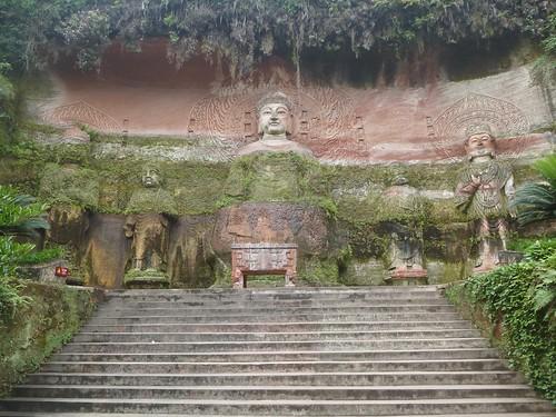 CH-Leshan-Bouddha oriental (13)