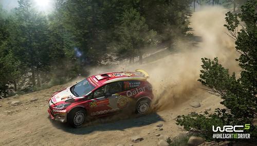 WRC 5 Ford