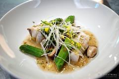 20151025-115-Steamed hapuka with shitake mushrooms…