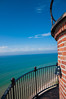 On Top of Little Sable Point Light