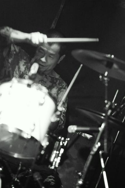 SPUTNIK KOMBINAT live at Club Mission's, Tokyo, 22 Oct 2015. 100