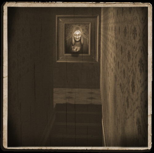 Krampus - The House - Staircase