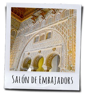 Het centrum van Real Alcázar werd gebouwd in opdracht van koning Pedro I de Castilla