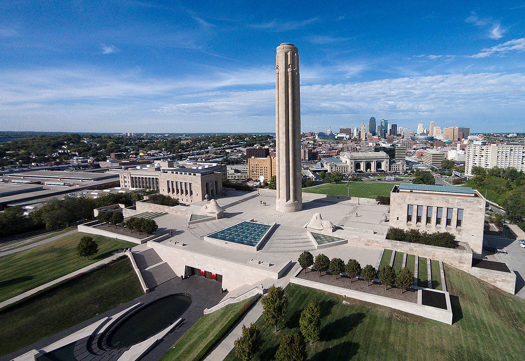 National WWI Museum and Memorial, Kansas City, Missouri.