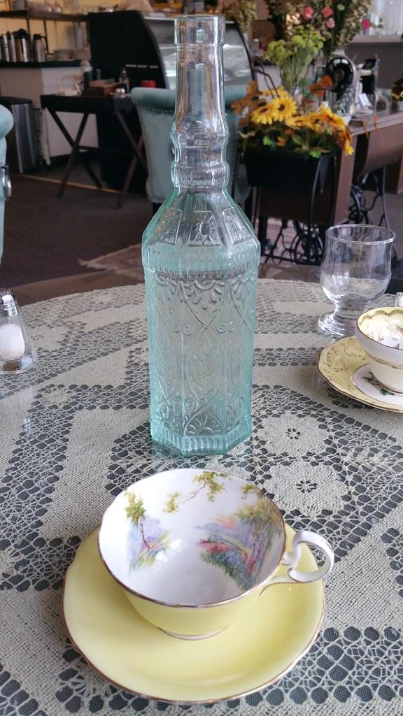 2015-Dec-4 Soffee Cafe - sample teacup