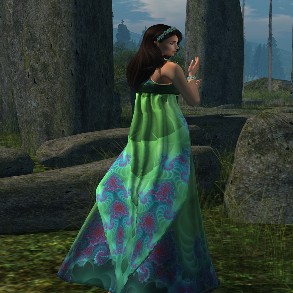 Spyraelle gown at November Fair Play