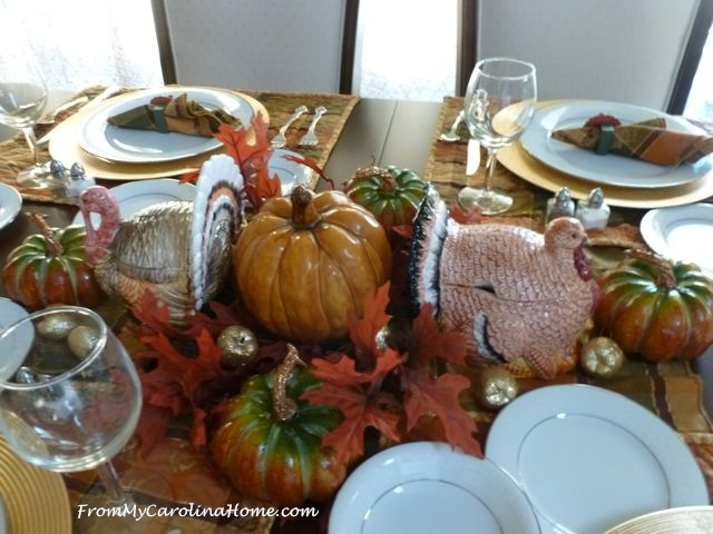 Thanksgiving Tablescape 2015 4