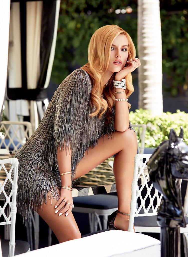 Белла Торн — Фотосессия для «Glamour» MX 2015 – 7