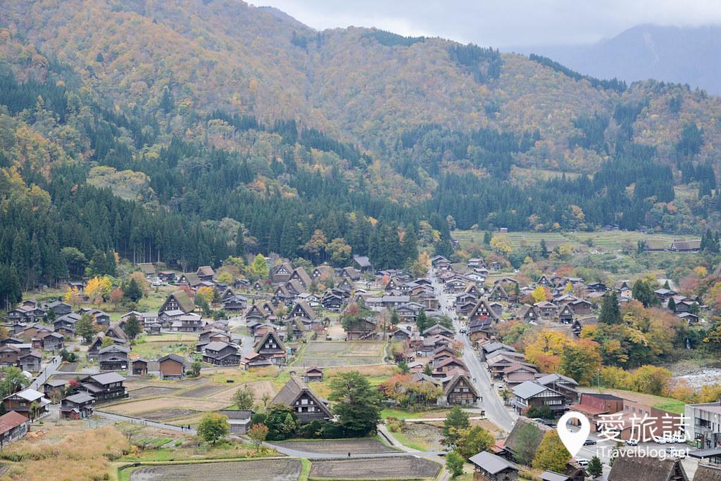 日本白川乡合掌村 35