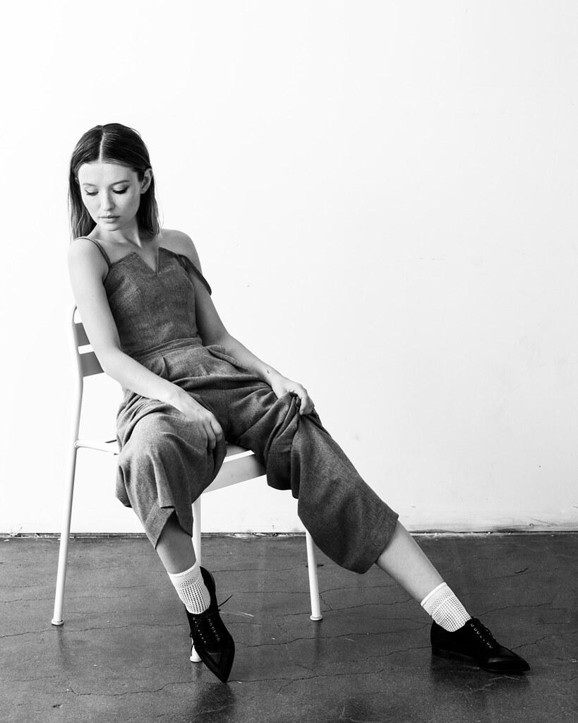 Эмили Браунинг — Фотосессия для «Interview» 2015 – 1