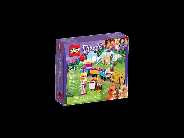 LEGO Friends 41111 - Party Train
