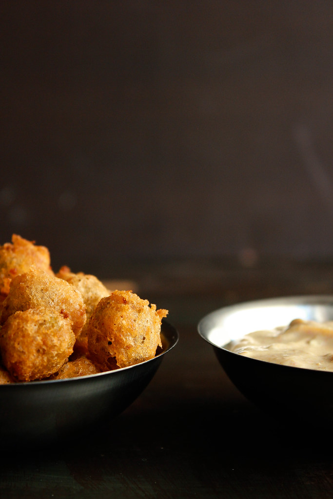 BEER BATTERED FRIED OLIVES