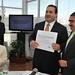 Javier Duarte recibe nombramiento como Asociado Individual del Inap by javier.duarteo