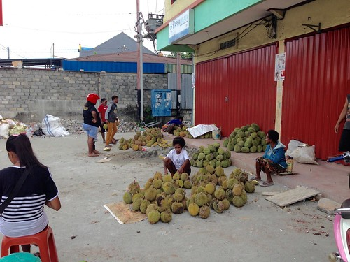 Sideways Durian