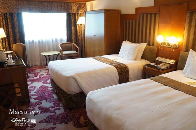 2015 Hong Kong & Macau 02 - Sintra Hotel