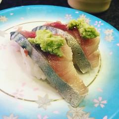 あけましておめでとうございます^ ^ 初寿司!!