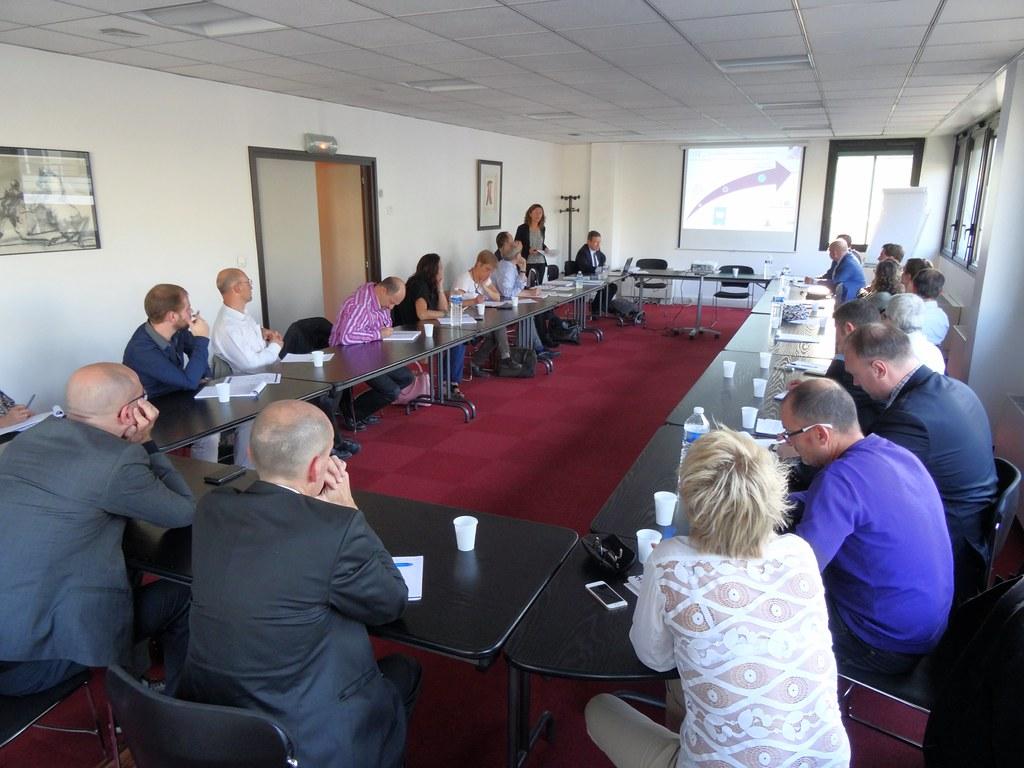Ateliers de la commission sociale : Santé au travail